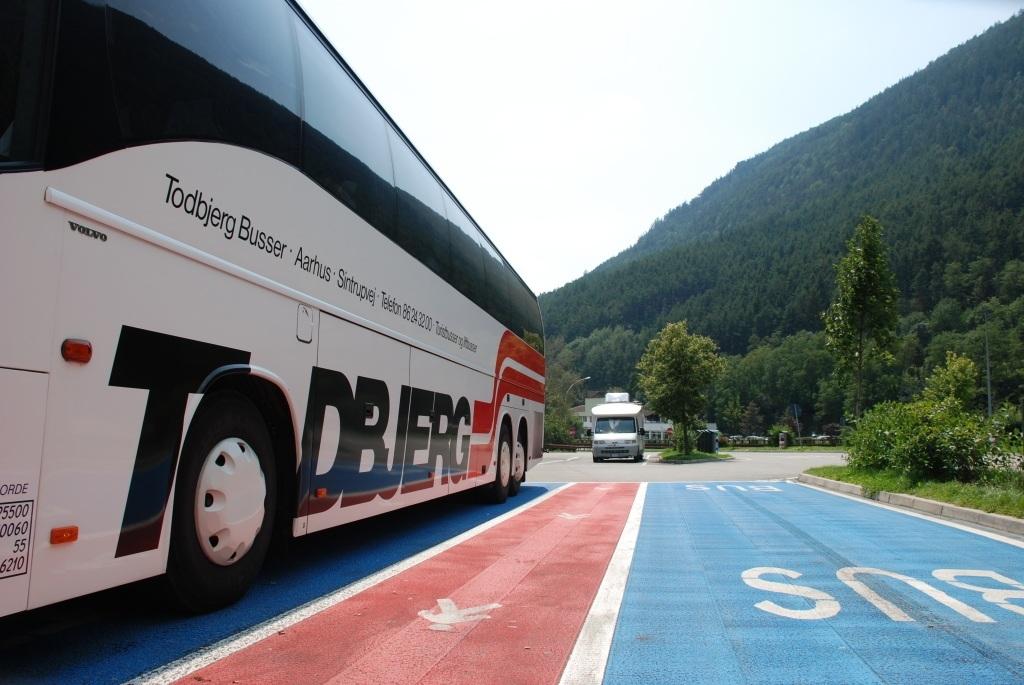 Buschauffør turistbus