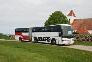 Ledbus på Djursland