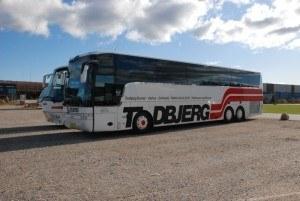 VIP bus fra Todbjerg Busser