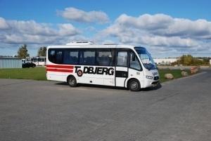 Minibusser i Aarhus