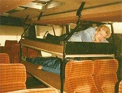 Todbjerg busser - sovebus