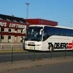 Transfer til Århus lufthavn