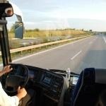 Buskørsel i Østjylland