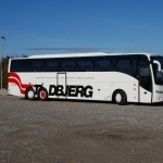 Volvo turistbus
