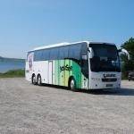 Dynamisk billboard - Todbjerg busser