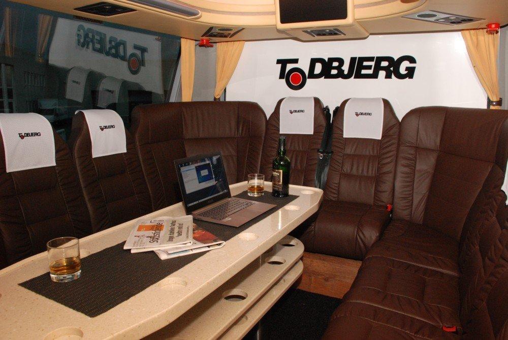 Todbjerg Turistfart VIP bus