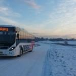 Leje af bus til lokal buskørsel