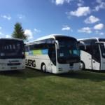 Streamers på busser